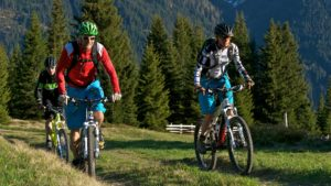 Mountain Biking in Ischgl
