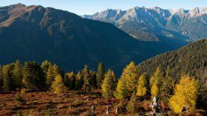 Berglandschaft Ischgl