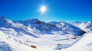 Ski Strecke Ischgl