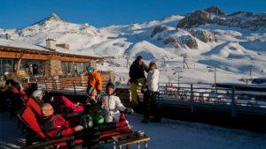Ski Piste Ischgl