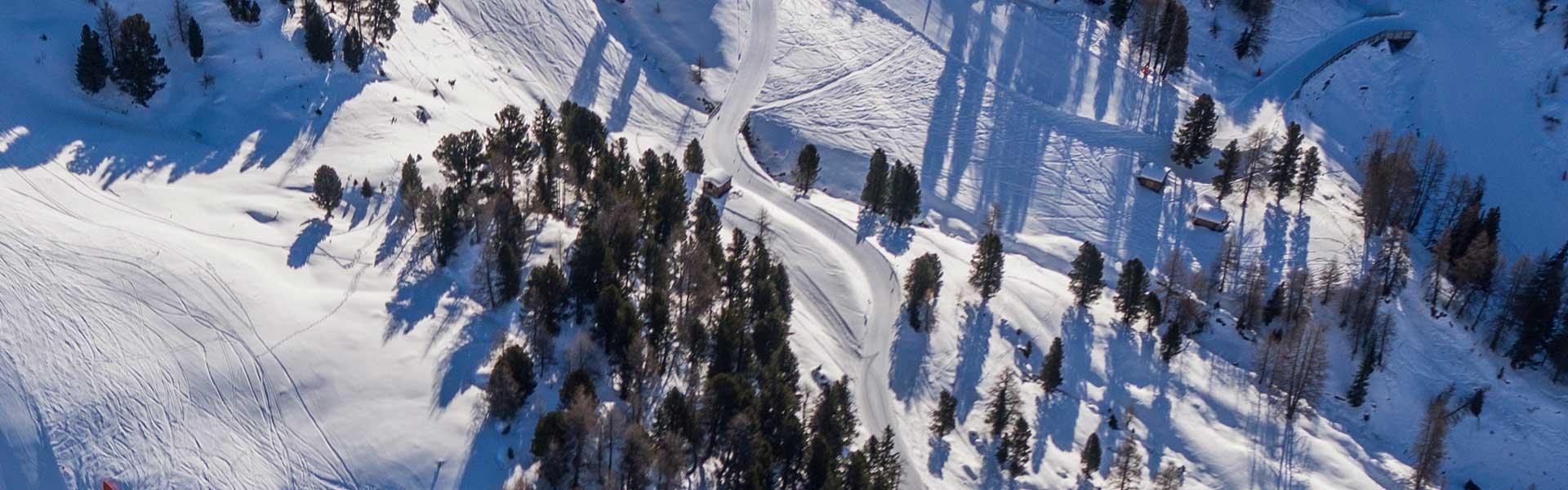 Ski Strecke