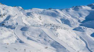 Schneelandschaft Ischgl