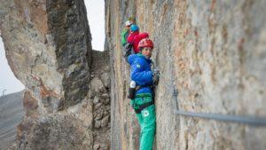 Klettern in Ischgl